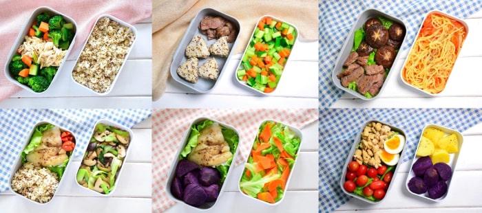 Thực đơn ăn kiêng mà vẫn bổ sung đầy đủ chất dinh dưỡng cho cơ thể
