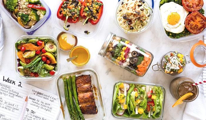 Chế độ ăn uống khoa học cho bạn vóc dáng cân đối