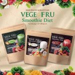 bột sinh tố giảm cân vege fru smoothie diet