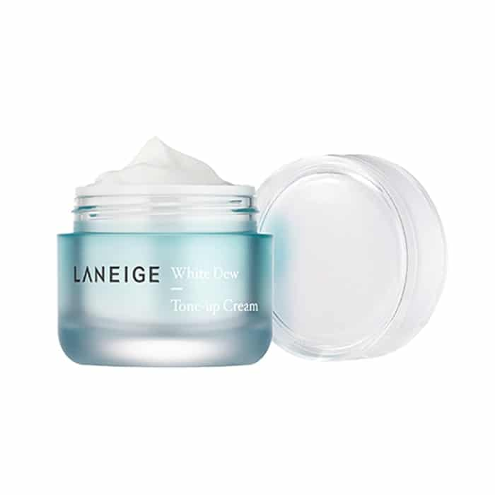 kem dưỡng da laneige white dew tone up cream