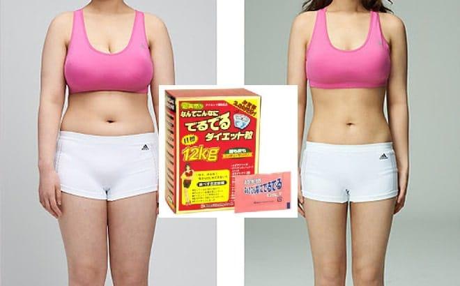 Thuốc giảm cân 12kg của Nhật hỗ trợ giảm cân an toàn, hiệu quả