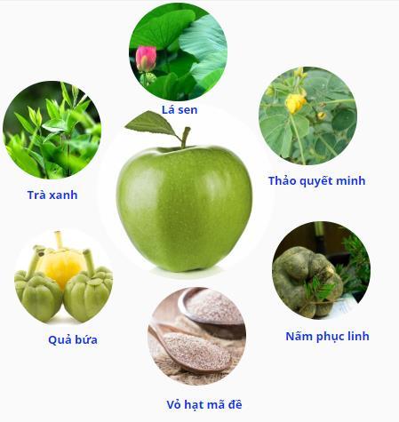 thuốc giảm cân hoa bảo