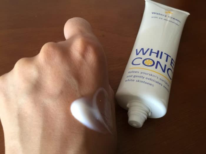 kem white conc