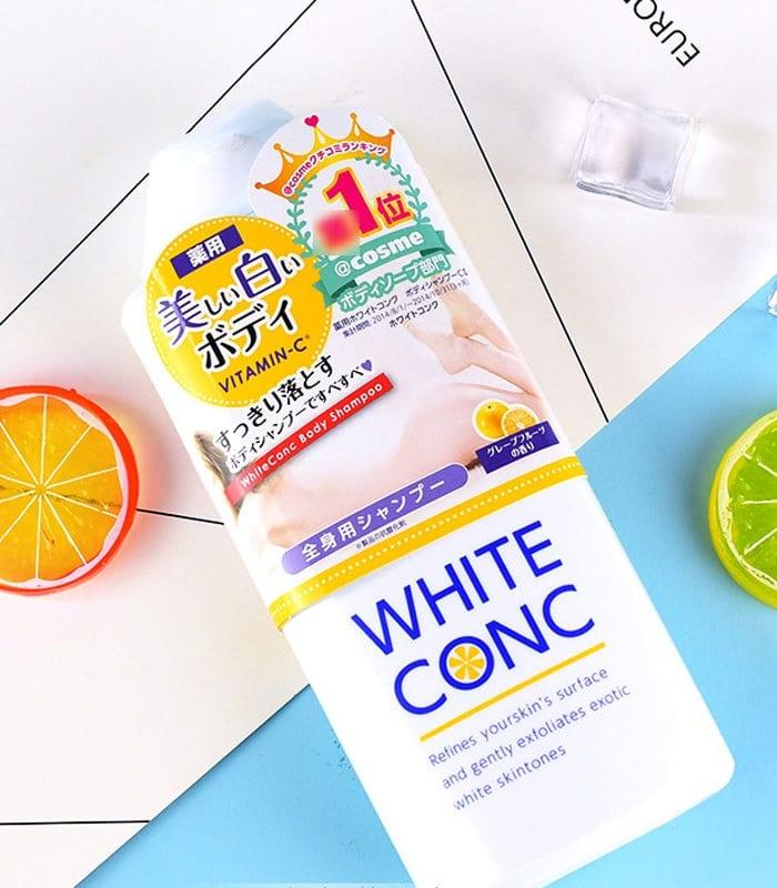 sữa tắmwhite concreview