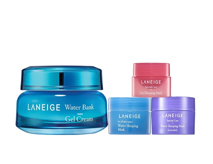 laneige water bank gel cream 10ml