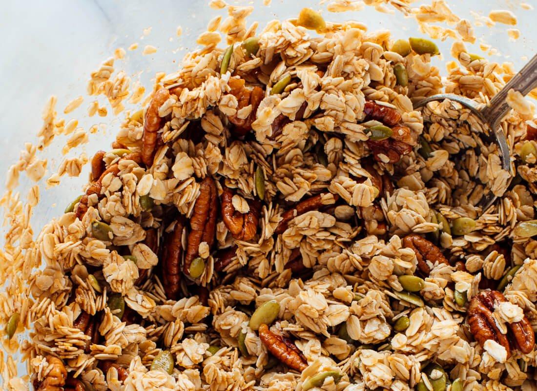 granolaquaker oats