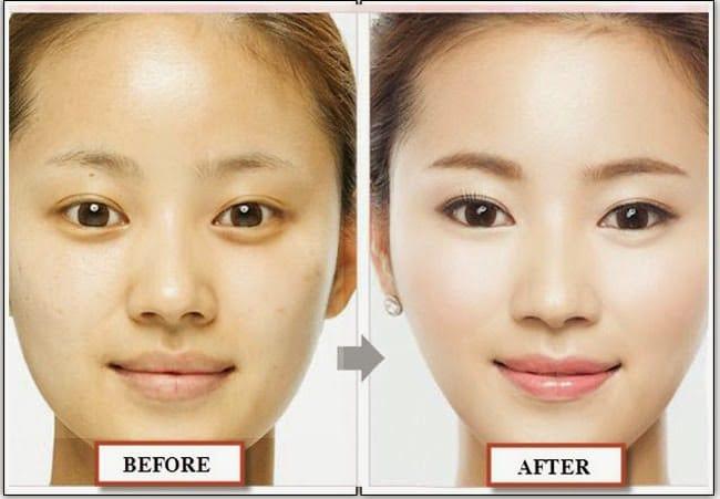 mặt nạ v line face mask