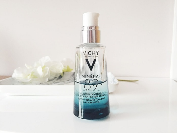 serum vichy mineral 89 review