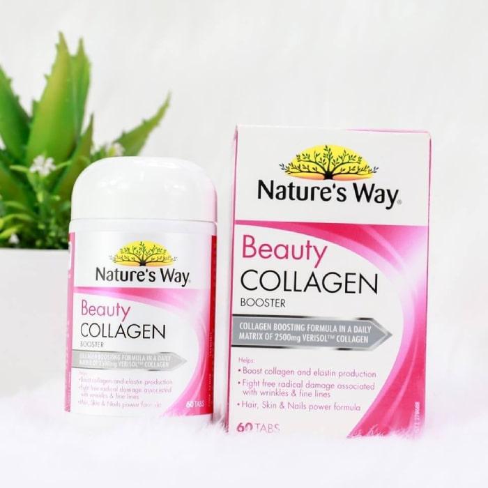 viên uống collagen úc