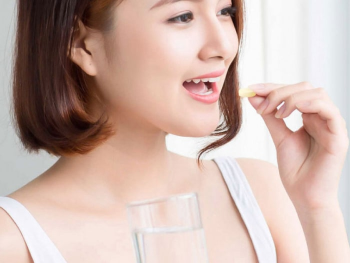 viên uống collagen placenta