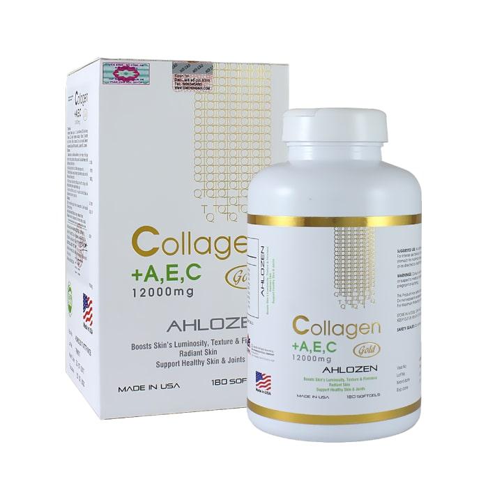 viên uống collagen mỹ
