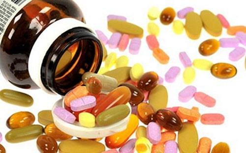 nênuống vitamin tổng hợp vào lúc nào