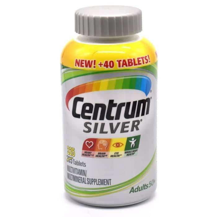 viên uống vitamin tổng hợpcentrum