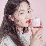 cách dùng innisfree jeju cherry blossom tone up cream