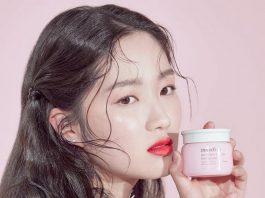 cách dùng innisfree jeju cherry blossom tone up cream