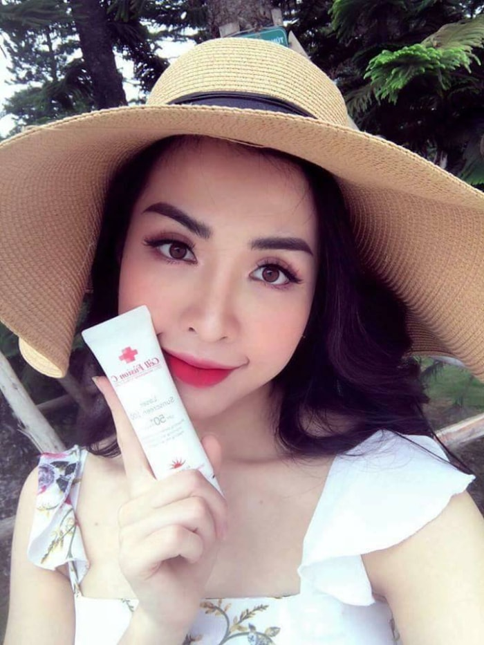 review cell fusion c toning sunscreen 100