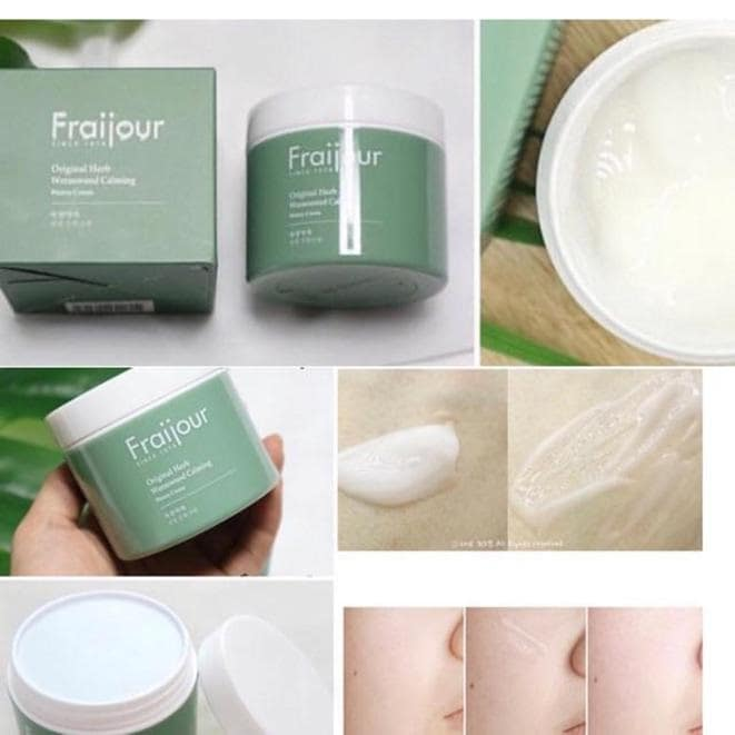 fraijour original herb wormwood calming watery cream
