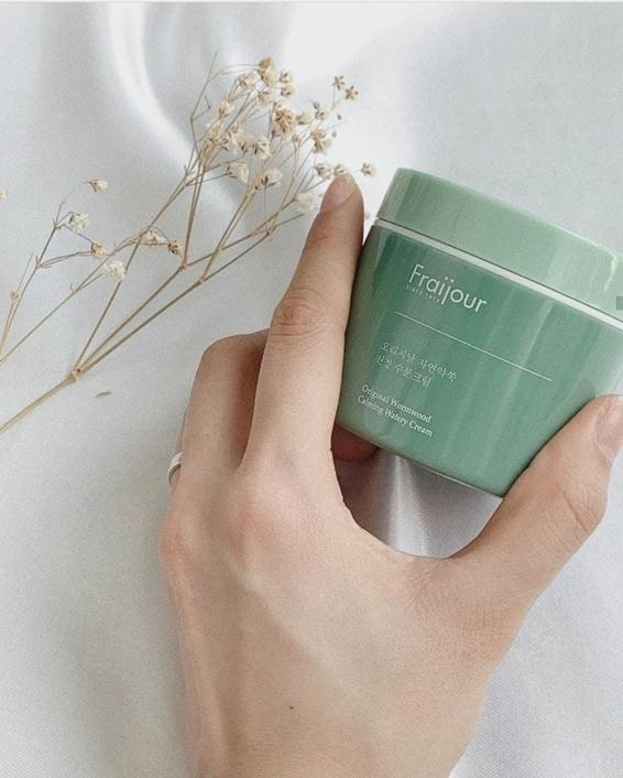 fraijour original herb wormwood calming watery cream review