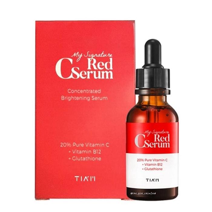 tiam my signature red c serum