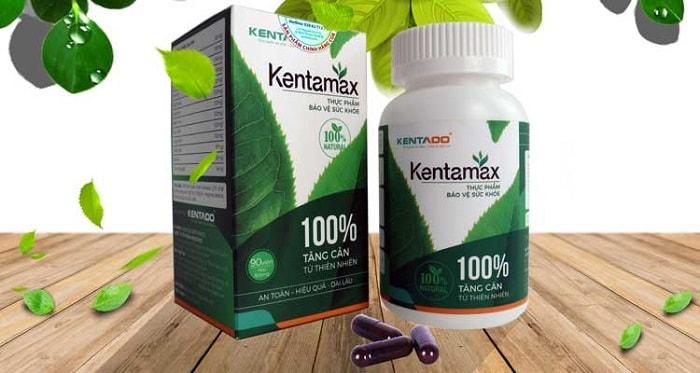 Thuốc tăng cân Kentamax.