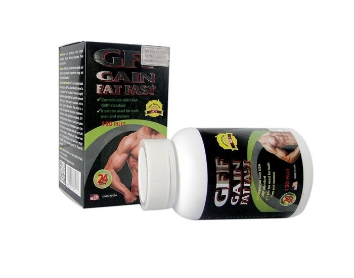 Thuốc tăng cân an toàn GFF Gain Fat Fast.