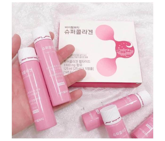 vb collagen hồng review