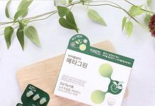 vital beautie meta green
