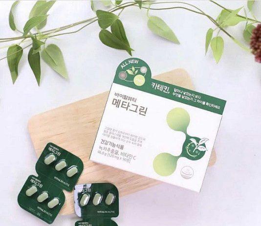 vital beautie meta green