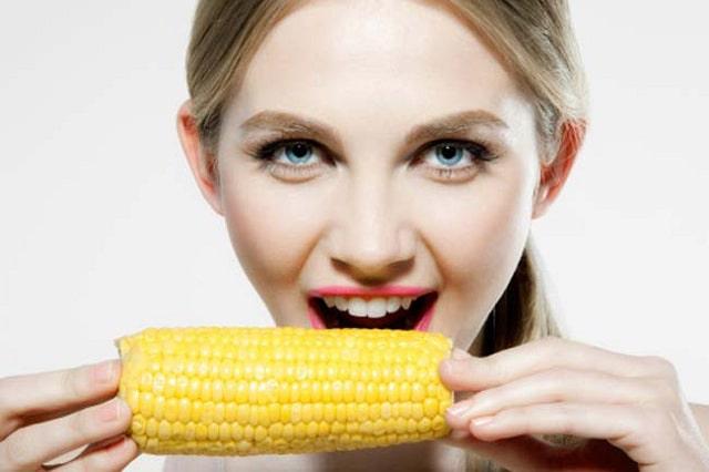 ăn ngô luộc có giảm cân không