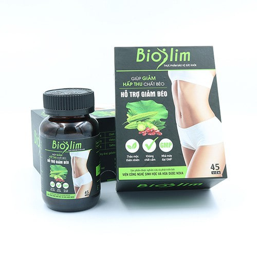 thuốc giảm cân bioslim