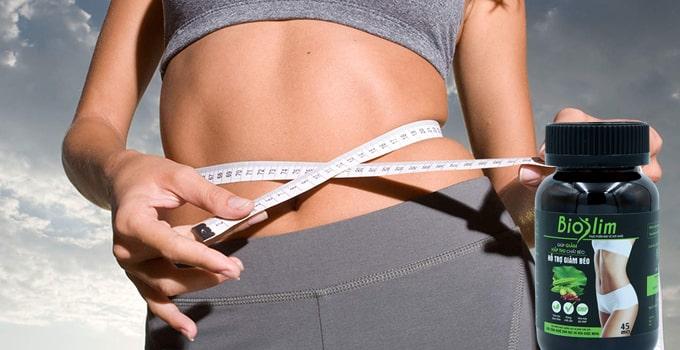 Thuốc giảm cân Bioslim cho bạn vóc dáng thon thả