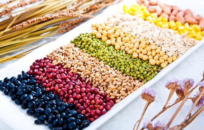 ăn bột ngũ cốc có giảm cân không