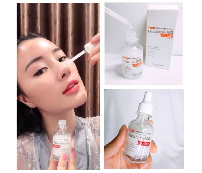 serum 7 days whitening