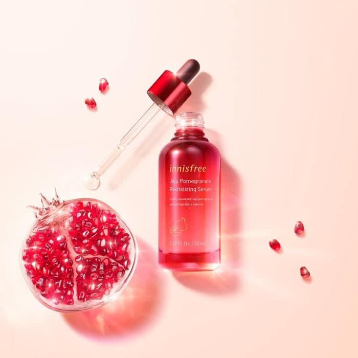 jeju pomegranate revitalizing serum