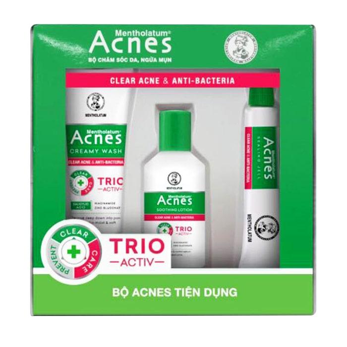 gel trị mụn acnes