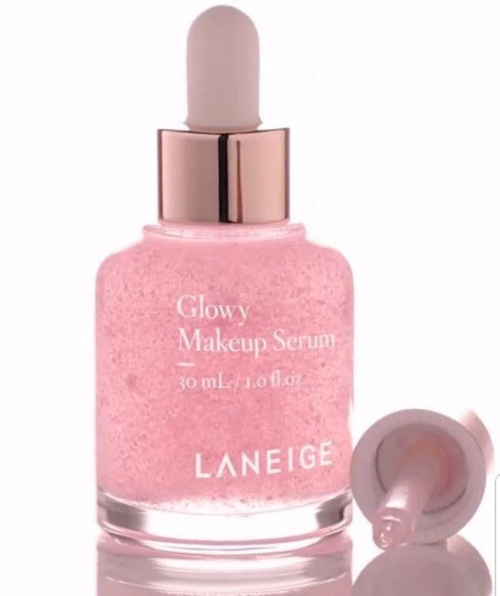 glowy makeup serum laneige
