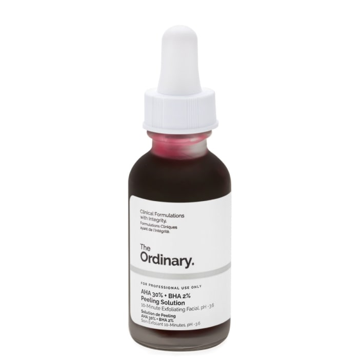 serum the ordinary lactic acid 5 + ha