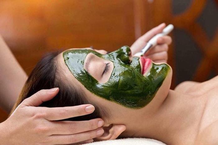 tảo xoắn có tác dụng gìcho da mặt