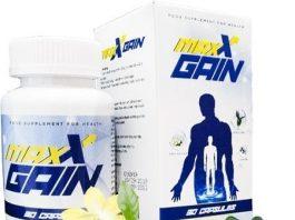 Maxx Gain với thành phần tự nhiên, an toàn.
