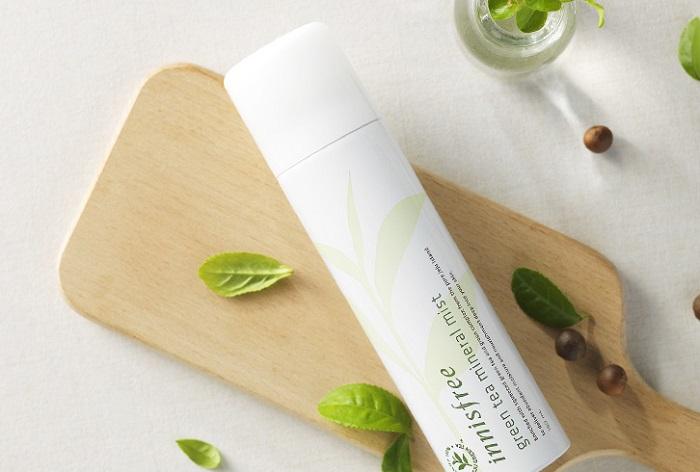 innisfree green tea mist