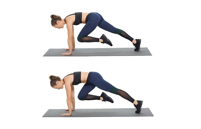 bài tập thể dục giảm cân cấp tốc