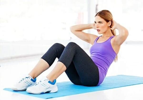 bài tập thể dục giảm cân nhanh trong 1 tuần