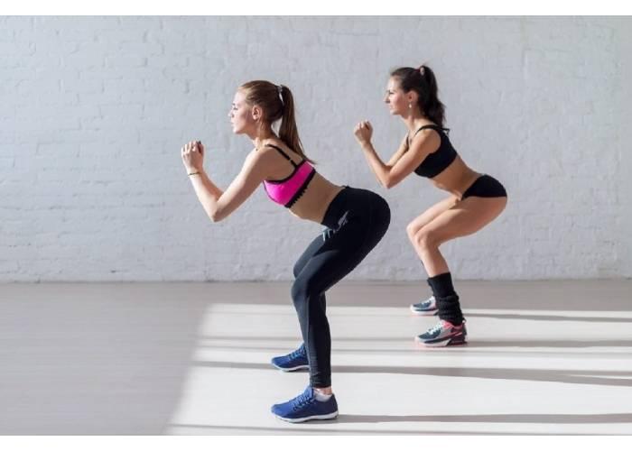 bài tập thể dục giảm cân trong 1 tuần