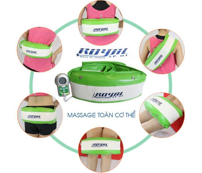 máy massage bụng có giảm mỡ không