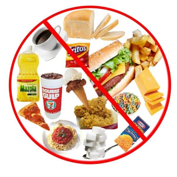 Những thực phẩm hạn chế nếu đang ăn kiêng