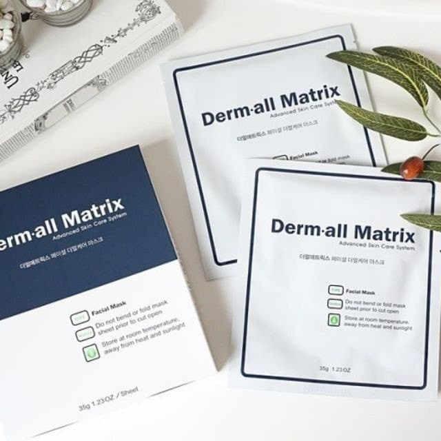 mask derm all matrix