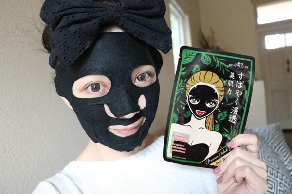 """Mặt nạ tràm trà Tea Tree Mask của SexyLook rất được lòng các tín đồ """"skincare""""."""