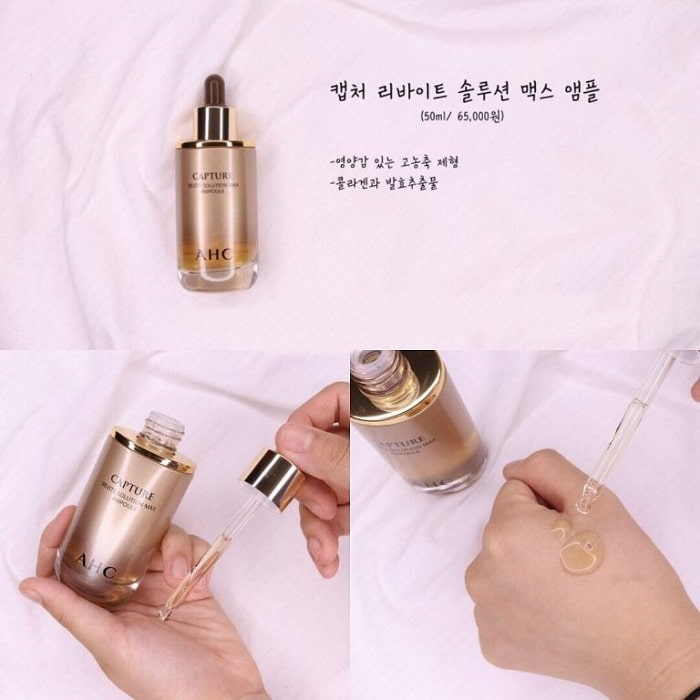 serum ahc capture revite solution max ampoule